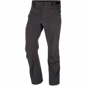 Northfinder BALKYN tmavě šedá XL - Pánské kalhoty