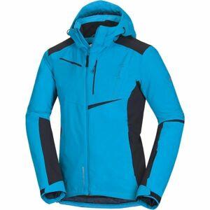 Northfinder BOOKER modrá XXL - Pánská lyžařská bunda