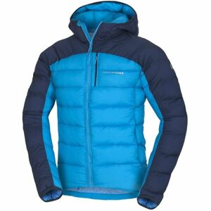 Northfinder BREMEW modrá XXL - Pánská bunda