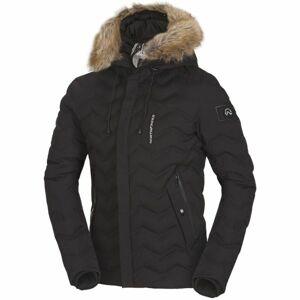 Northfinder DONAS černá M - Pánská bunda