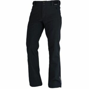 Northfinder GERON černá XL - Pánské softshellové kalhoty