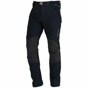 Northfinder GORAN černá XL - Pánské softshellové kalhoty