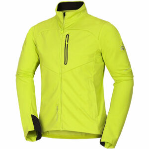 Northfinder HEROLDY zelená XXL - Pánská softshellová bunda