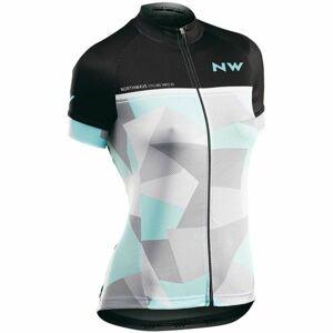 Northwave ORIGIN W černá M - Dámský dres na kolo