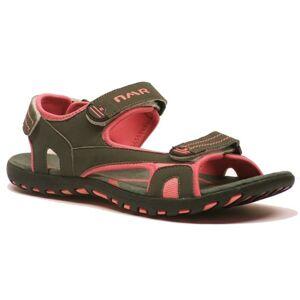 Numero Uno SULI L světle růžová 39 - Dámské trekové sandály