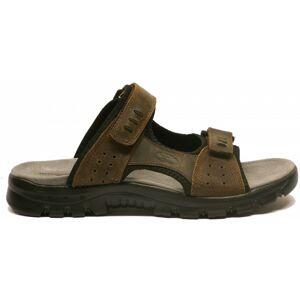 Numero Uno CLEA M hnědá 44 - Pánské pantofle