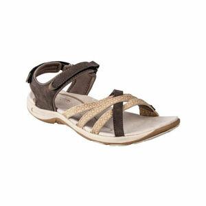 Numero Uno VICKY L zelená 36 - Dámské trekové sandály