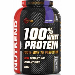 Nutrend 100% WHEY PROTEIN 2250G BORŮVKA  NS - Protein