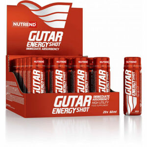 Nutrend GUTAR ENERGY SHOT 1X60ML  NS - Energetický shot