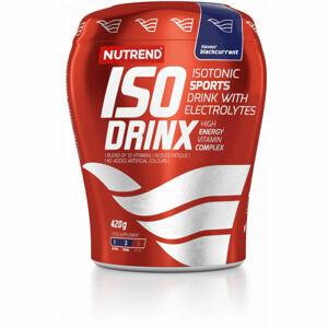 Nutrend ISODRINX 420G ČERNÝ RYBÍZ   - Sportovní nápoj