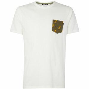 O'Neill LM PALM POCKET T-SHIRT bílá M - Pánské tričko