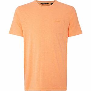 O'Neill LM ESSENTIALS T-SHIRT oranžová S - Pánské tričko