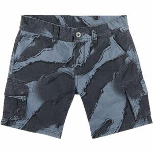 O'Neill LB CALI BEACH CARGO SHORTS tmavě šedá 140 - Chlapecké šortky