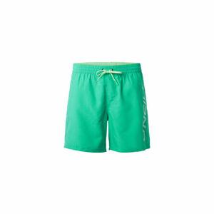 O'Neill PM CALI SHORTS zelená XXL - Pánské koupací šortky