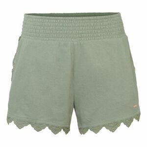 O'Neill LW AZALEA DRAPEY SHORTS zelená L - Dámské šortky