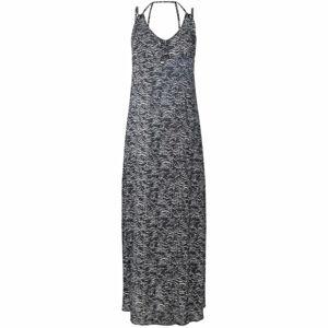 O'Neill LW BELINDA AOP LONG DRESS šedá L - Dámské šaty
