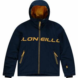 O'Neill PB VOLCANIC JACKET  164 - Chlapecká lyžařská/snowboardová bunda