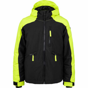 O'Neill PB DIABASE JACKET  140 - Chlapecká lyžařská/snowboardová bunda