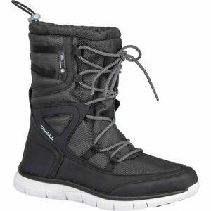 O'Neill ZEPHYR LT SNOWBOOT W černá 39 - Dámská zimní obuv
