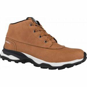 O'Neill BACKSIDE NUBUCK hnědá 40 - Pánská zimní obuv