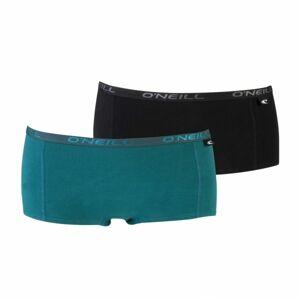 O'Neill SHORTY 2-PACK černá L - Dámské spodní kalhotky