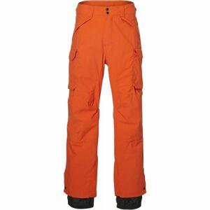 O'Neill PM EXALT PANTS oranžová L - Pánské snowboardové/lyžařské kalhoty