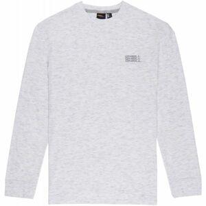 O'Neill LM JACKS SPECIAL L/SLV T-SHIR šedá XL - Pánské triko