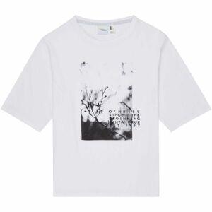 O'Neill LW FELINES OF ONEILL T-SHIRT bílá M - Dámské tričko