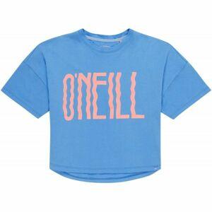 O'Neill LG S/SLV T-SHIRT modrá 176 - Dívčí top