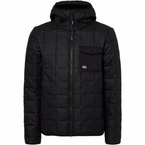 O'Neill PM MANEUVER INSULATOR JKT černá XXL - Pánská zimní bunda