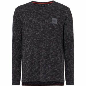 O'Neill LM SPECIAL ESS L/SLV T-SHIRT černá S - Pánské tričko s dlouhým rukávem