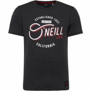 O'Neill LM MALAPAI CALI T-SHIRT černá XL - Pánské tričko
