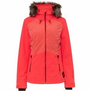 O'Neill PW HALITE JACKET červená L - Dámská lyžařská/snowboardová bunda