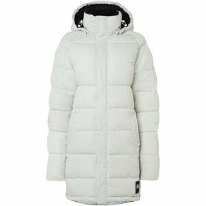 O'Neill PW CONTROL JACKET bílá XL - Dámský zimní kabát