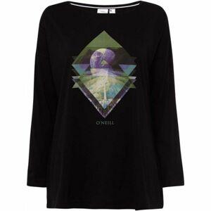 O'Neill LW KALANI L/SLV T-SHIRT černá XL - Dámské tričko s dlouhým rukávem