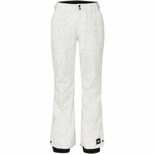 O'Neill PW GLAMOUR PANTS bílá XL - Dámské lyžařské/snowboardové kalhoty