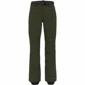 O'Neill PW STAR PANTS tmavě zelená XS - Dámské lyžařské/snowboardové kalhoty