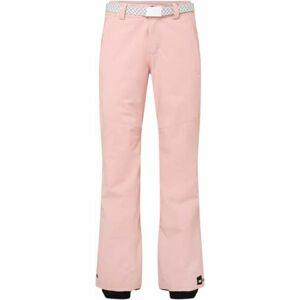 O'Neill PW STAR INSULATED PANTS růžová L - Dámské snowboardové/lyžařské kalhoty