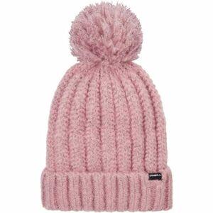 O'Neill BW CHUNKY KNIT BEANIE růžová 0 - Dámská zimní čepice