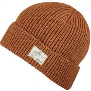O'Neill BM BOUNCER WOOL MIX BEANIE oranžová 0 - Pánská zimní čepice
