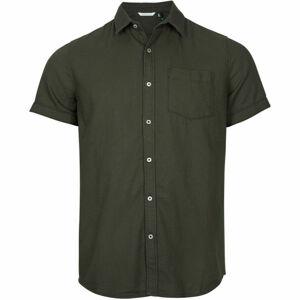 O'Neill LM MALANG S/SLV SHIRT  S - Pánská košile