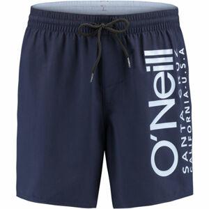 O'Neill PM ORIGINAL CALI SHORTS tmavě modrá L - Pánské koupací šortky