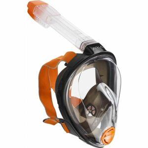 Ocean Reef ARIA černá M/L - Šnorchlovací maska