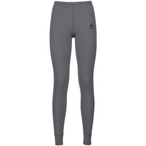 Odlo SUW WOMEN'S BOTTOM ACTIVE ORIGINALS WARM GOD JUL PRINT šedá XL - Dámské kalhoty