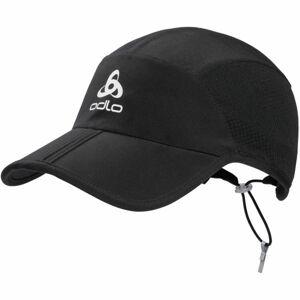 Odlo CAP CERAMICOOL X-LIGHT černá S/M - Sportovní kšiltovka
