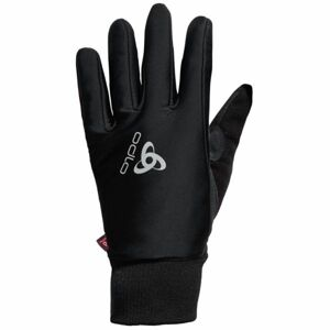 Odlo GLOVES ELEMENT WARM černá XL - Rukavice