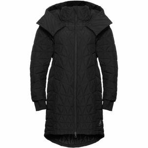 Odlo WOMEN'S COAT ZAHA černá M - Dámský kabát