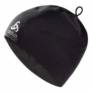 Odlo MOVE LIGHT HAT HIBISCUS černá NS - Sportovní čepice