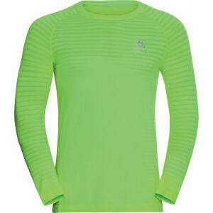 Odlo ESSENTIAL SEAMLESS LS  2XL - Pánské tričko s dlouhým rukávem