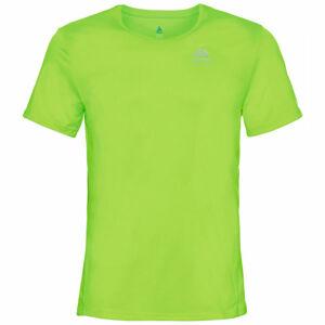Odlo T-SHIRT S/S CREW NECK ELEMENT LIGHT  2XL - Pánské tričko